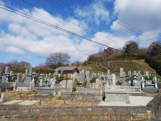 松山市営 吉藤墓地