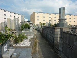 松山市営 和気墓地の画像