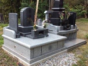 安中共同墓地の画像