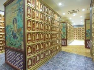 法輪閣の画像
