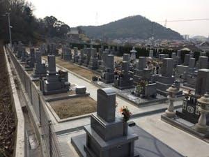 坂出市営 金山墓地の画像