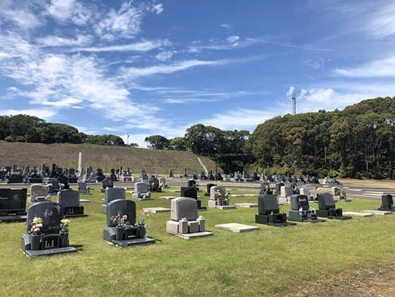 袋井市夢の丘墓園