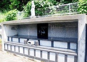 心の碑(永代供養墓)の画像