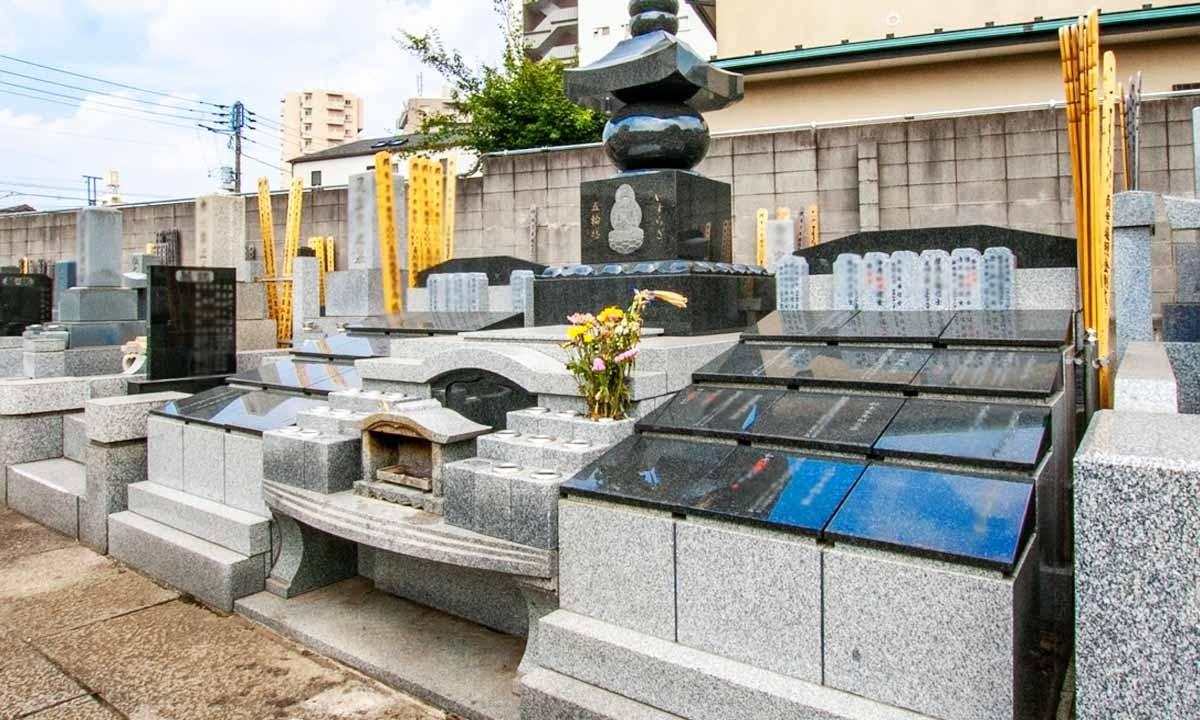 金剛院墓苑 永代供養墓・樹木葬