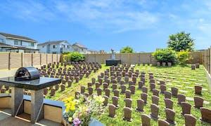 常久寺墓苑 永代供養墓 ・樹木葬の画像