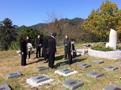 伊賀の里自然墓苑/滝仙寺