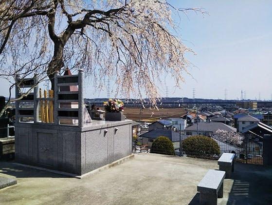 宮城野の杜   共有墓