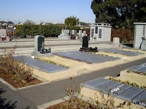 松伏やすらぎの里 永代供養墓の画像