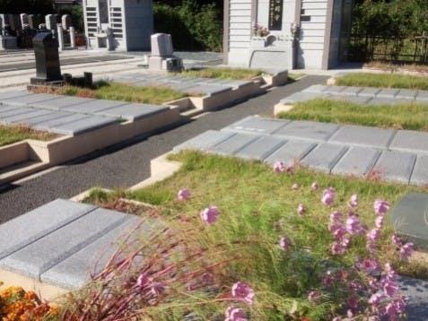 松伏やすらぎの里 永代供養墓