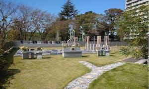 白蓮院墓苑 樹木葬の画像