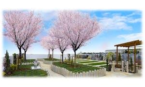 メモリアルパーク観音新町の画像