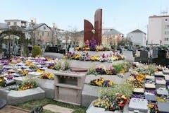 小平メモリアルガーデン ガーデニング型樹木葬「フラワージュ」の画像