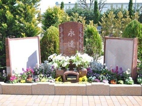 フラワーメモリアル国立府中 ガーデニング型樹木葬「フラワージュ」