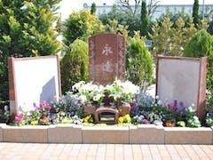 フラワーメモリアル国立府中 ガーデニング型樹木葬「フラワージュ」の画像
