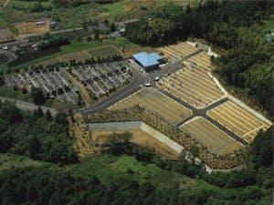 宮沢湖霊園の画像