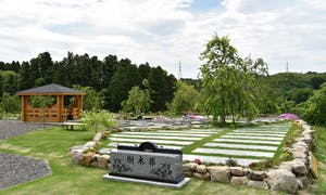 松島樹木葬の画像