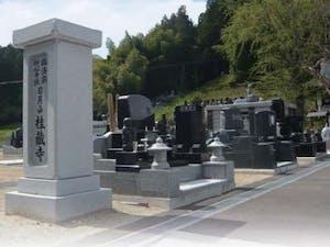 花園墓地の画像