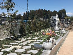 宇都宮 自然の杜 樹木葬墓地の画像