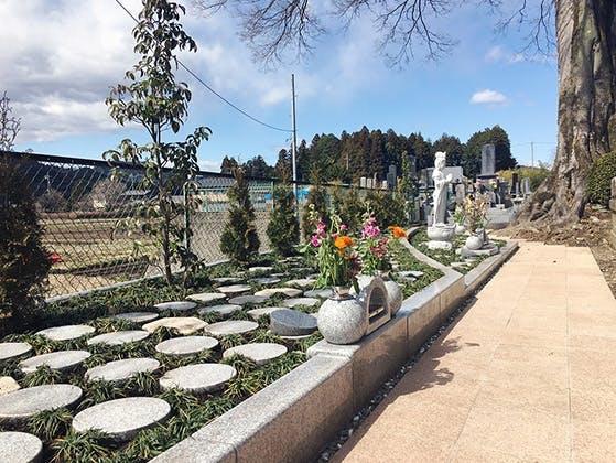 宇都宮 自然の杜 樹木葬墓地