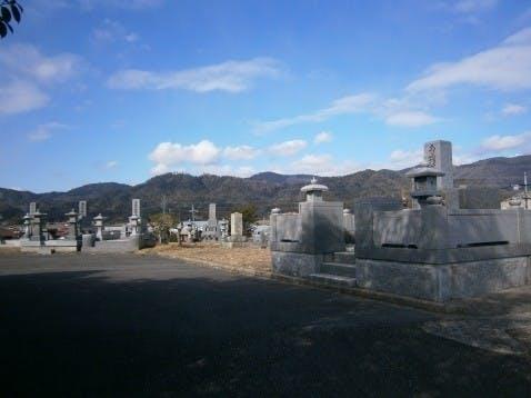 南泉寺墓地