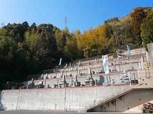 荒倉霊園の画像