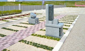 神辺金剛寺墓苑の画像