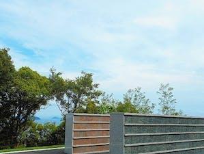 鞆の浦「ばら霊園」の画像