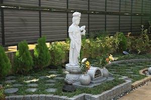 世田谷樹木葬墓地の画像