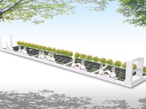 新横浜樹木葬墓地の画像