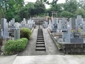 円福寺墓地の画像