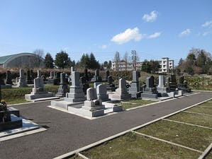 長岡市営 越路墓園の画像