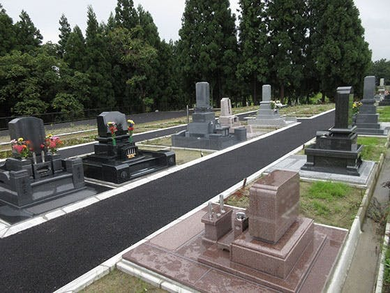 長岡市営 越路墓園