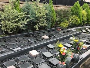 樹木葬型墓地「こころ」の画像