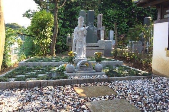 流山樹木葬墓地