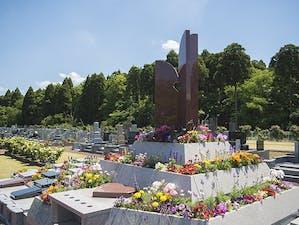千葉中央霊園 ガーデニング型樹木葬「フラワージュ」の画像