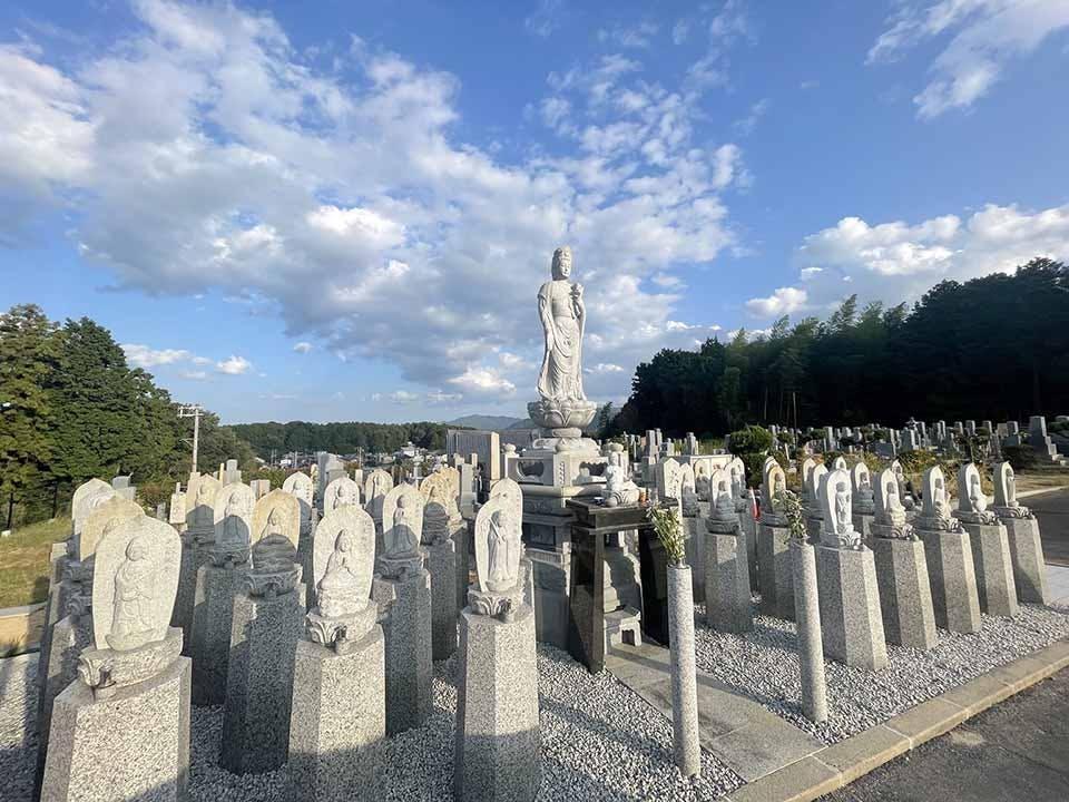 西方寺墓園・永代供養墓