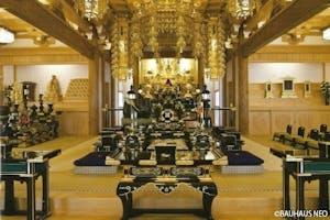 感應寺 「永代納骨堂」の画像