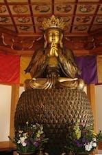 関善光寺 観音霊廟の画像