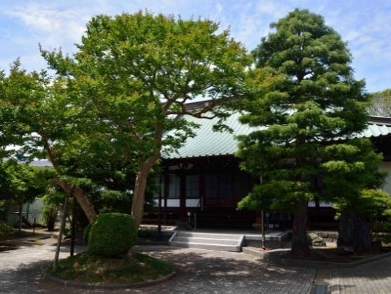 妙隆寺墓苑
