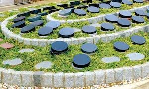 野田樹木葬墓地の画像