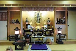 柿の木坂御廟の画像