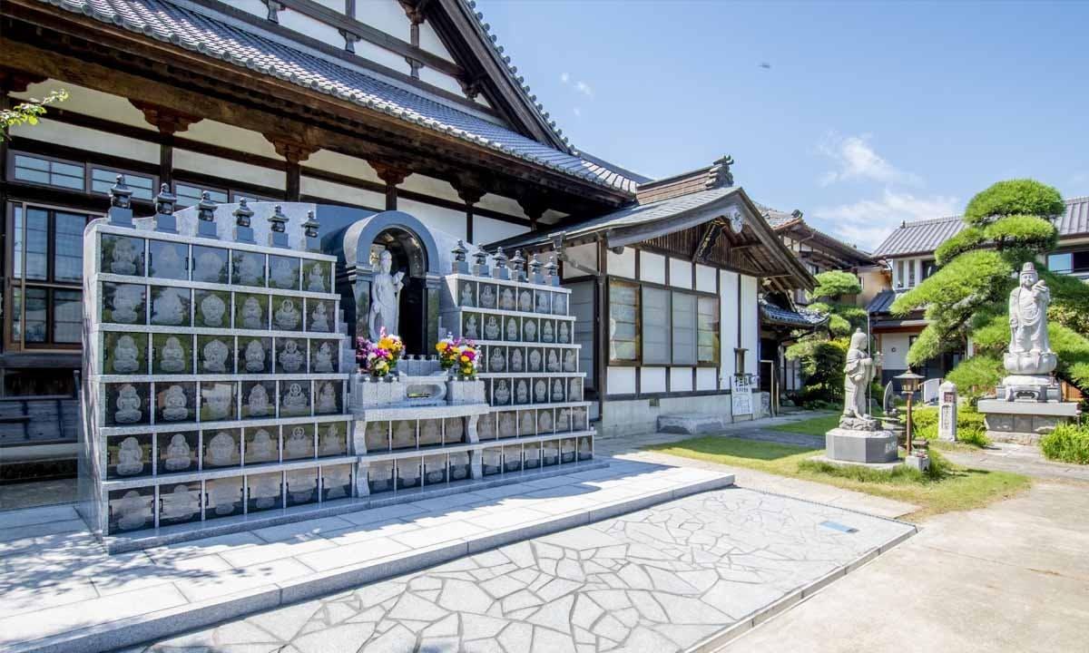 加須の杜霊苑・西浄寺 永代供養墓 樹木葬
