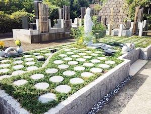 藤沢樹木葬墓地の画像