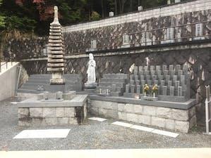 苗秀寺墓苑 永代供養墓の画像