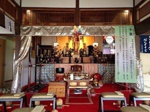 法蔵寺 のうこつぼの画像