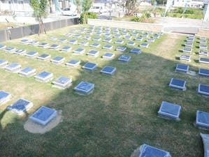 白浜浄苑樹木葬墓地の画像