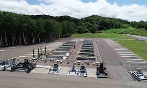 北海道中央霊園 永代供養墓の画像