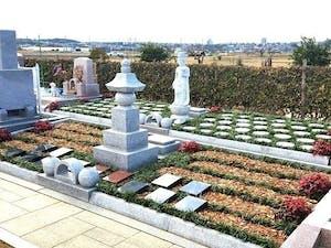 八幡樹木葬墓地の画像