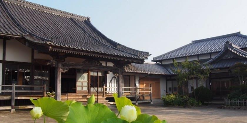 岩誓寺墓苑