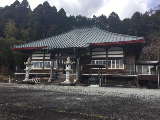 本應山 常境寺